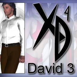 David 3: CrossDresser License