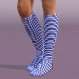 Knee High Toe Sock for Dawn Image