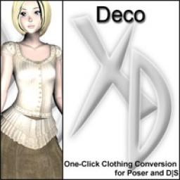 deco crossdresser license image