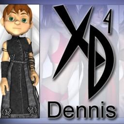 Dennis CrossDresser License Image