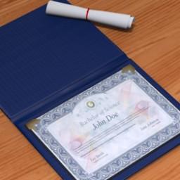 Diplomas Image