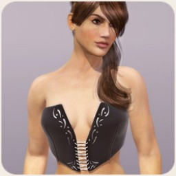 Elven Corset for Dawn Image