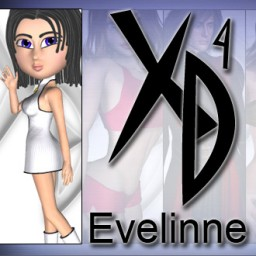 Evelinne CrossDresser License Image
