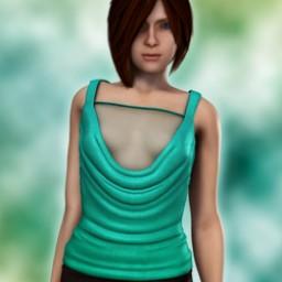 Fashion Shirt for Roxie