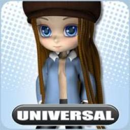 Universal Lazy Days Jacket Image
