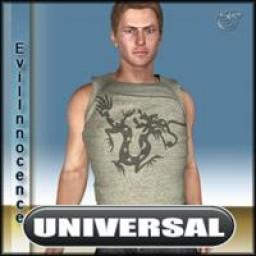 Universal Dragon Shirt Image