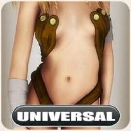 Universal Fantasy Huntress Image