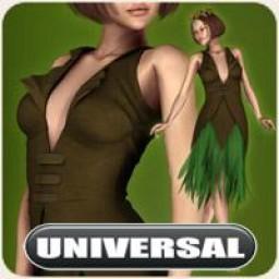 Universal Woodland Fae Image