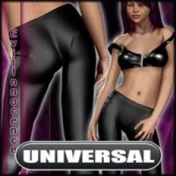 Universal Long Leggings Image