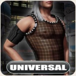 Universal Night Slayers Mesh Tank Image