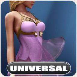 Universal Mystic Realms Lavanda Rose Image