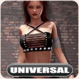 Universal Night Slayers Liquid Shirt Image