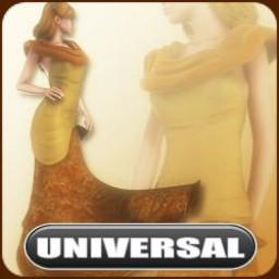 Universal Autumn Ball Dress Image