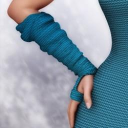 Fingerless Gloves for V4 image