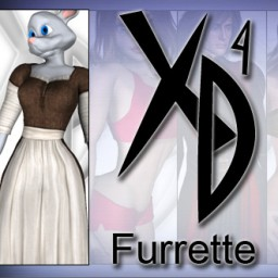 Furrette 2 CrossDresser License Image
