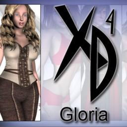 Gloria CrossDresser License Image