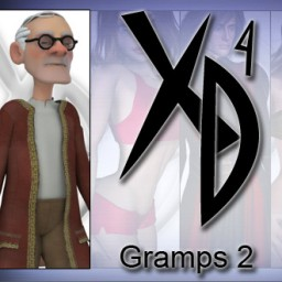 Gramps 2: CrossDresser License Image