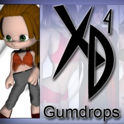 Gumdrops CrossDresser License Image