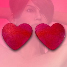Heart Pasties for Dawn Image