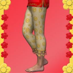 Nostalgia: 1960's Hippie Pants for Dawn Image