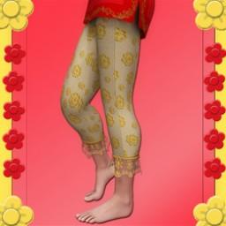 Nostalgia: 1960's Hippie Pants for V4 Image