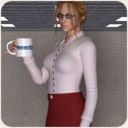GeneriCorp: HR Rep for V4 Image