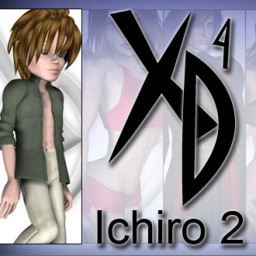 Ichiro 2 CrossDresser License Image