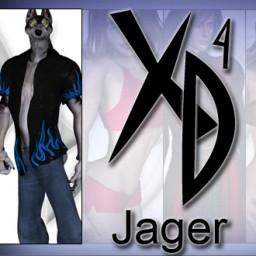 Jager CrossDresser License Image