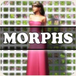 Morphs for Wedding Belles: V4 Joy Image