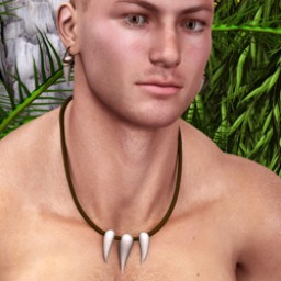 Jungle Fang Necklace/Earrings for M4 image