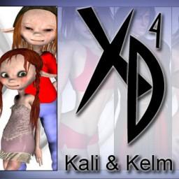 Kali and Kelm CrossDresser License Image