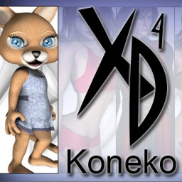 Koneko CrossDresser License Image