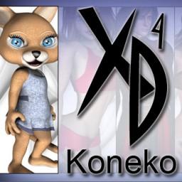 Koneko CrossDresser License Image