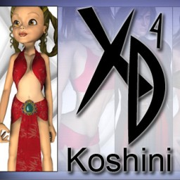 Koshini CrossDresser License Image