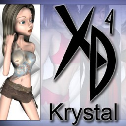 Krystal CrossDresser License Image
