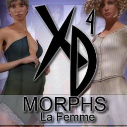 XD Morphs: La Femme Morphs image