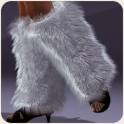 Furry Leggings for Dawn Image