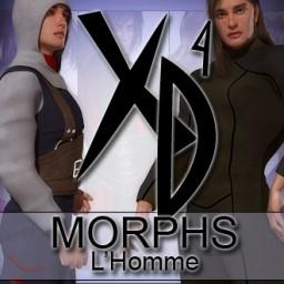 XD Morphs: L'Homme Morphs image