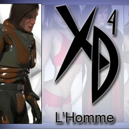L'Homme: CrossDresser License image