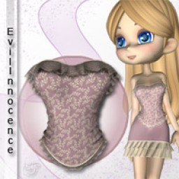 Lilac Shirt for Cookie Image