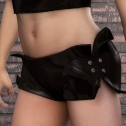 Night Slayers: Liquid Shorts for Roxie Image