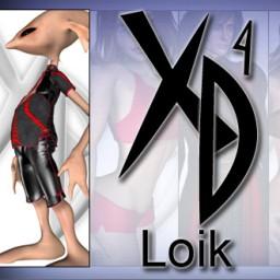 Loik CrossDresser License Image