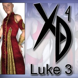 Luke 3 CrossDresser License Image