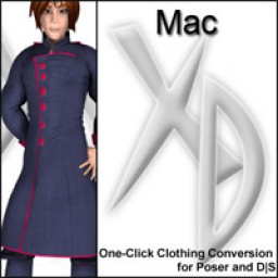 Mac crossdresser license image