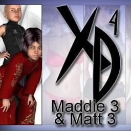 Maddie and Matt CrossDresser License Image