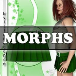 Morphs for V4 School Girl Skirt 1 Image