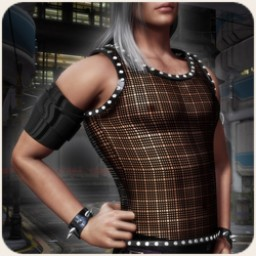 Night Slayers: Mesh Shirt for M4 Image