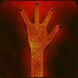 Toon Demon Hand