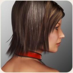 Short Hair for V4