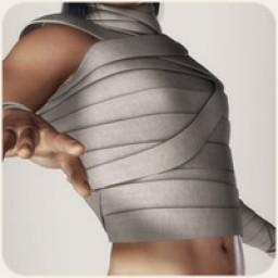 Torso Bandages for M4